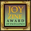 JoyZine Award of Excellence